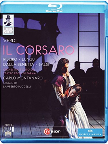 Andrea Papi - Il Corsaro (Blu-ray)