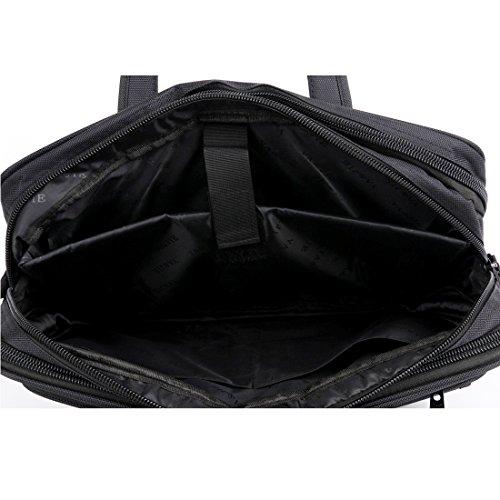 KAXIDY Aktentasche, Noir-B (Schwarz) - KS67088 Noir-D
