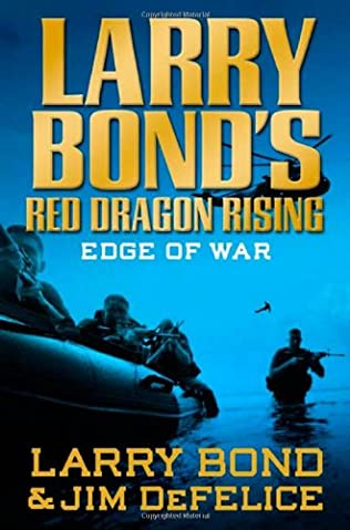 book cover of Edge of War
