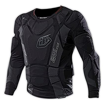 Image Unavailable. Image not available for. Color  Troy Lee Designs 7855  Heavyweight Long-Sleeve Protection Shirt ... 781a0619e