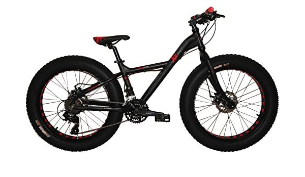 Cicli Cinzia Fat-Bike Bicicleta montaña para Hombre, 21 ...