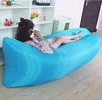 Amazon.com: AMhuui - Sofá hinchable para el aire libre ...