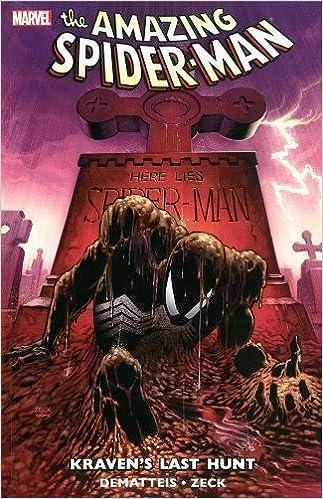 """Képtalálat a következőre: """"spider man kraven's last hunt"""""""