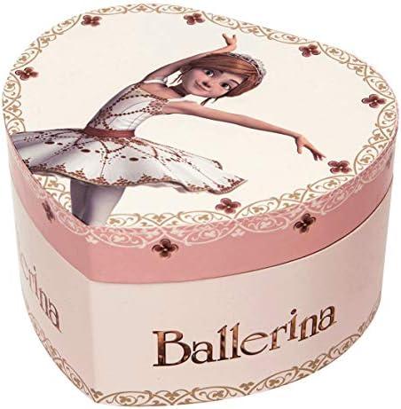 Trousselier – Bailarina – gran corazón musical: Amazon.es: Bebé