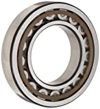 SKF NU 2216 ECP/P5VQ3751 Cylindrical Roller Bearing, Straight Bore, Removable Inner Ring, High Capacity, Polyamide/Nylon Cage, Metric, Normal Clearance, 80mm Bore, 140mm OD, 33mm Width