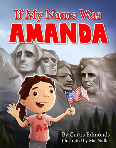 If My Name Was Amanda by [Edmonds, Curtis]