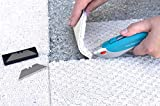 Box Cutter Utility Knife - Retractable