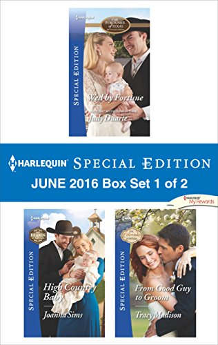 Harlequin Special Edition June 2016 Box Set 1 of 2: An - Set Sims The 2 Box