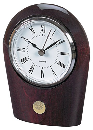 NCAA Purdue Boilermakers Adult Palm Clock, One Size, Silver