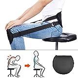 HailiCare Correct Back Posture, Back Support Pad for Better Sitting Posture & Correcting