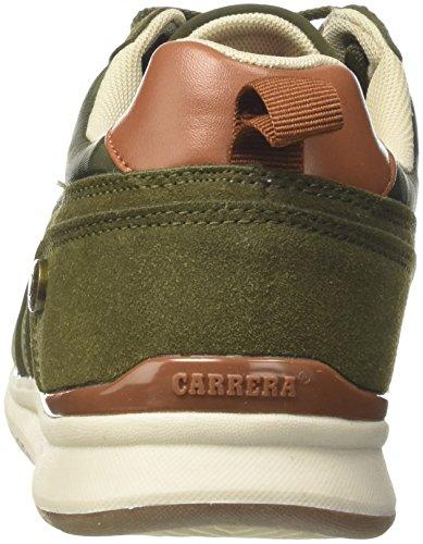 NBK Carrera Sugar Verde Sneaker Uomo x5wUqXHTap