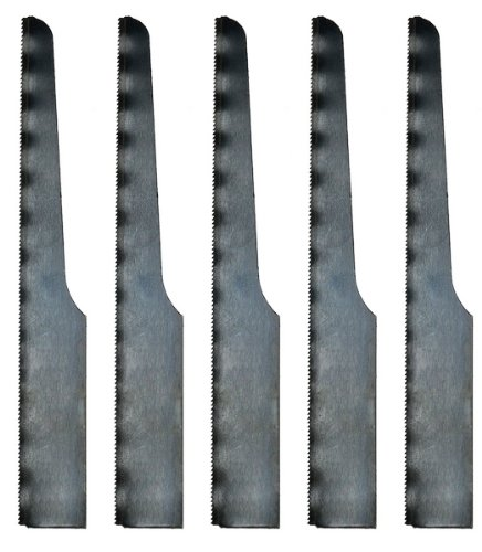 Ampro A1424 5 Piece HackSaw Blade Set 24 Teeth