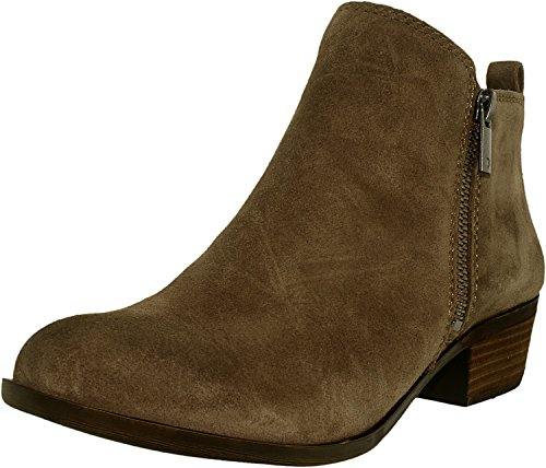 Lucky Brand Womens Basel Brindle Western Boot - 8.5 M