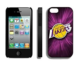 Amazing Iphone 4s Case NBA L. A. Lakers Special Cheap Element New Designer Iphone 4 Protective Cover