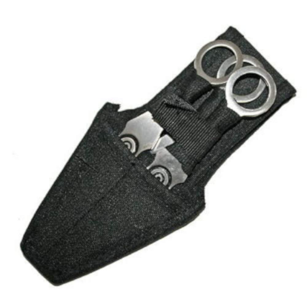 Amazon.com: Anglo Arms Bullseye - Juego de cuchillos triples ...
