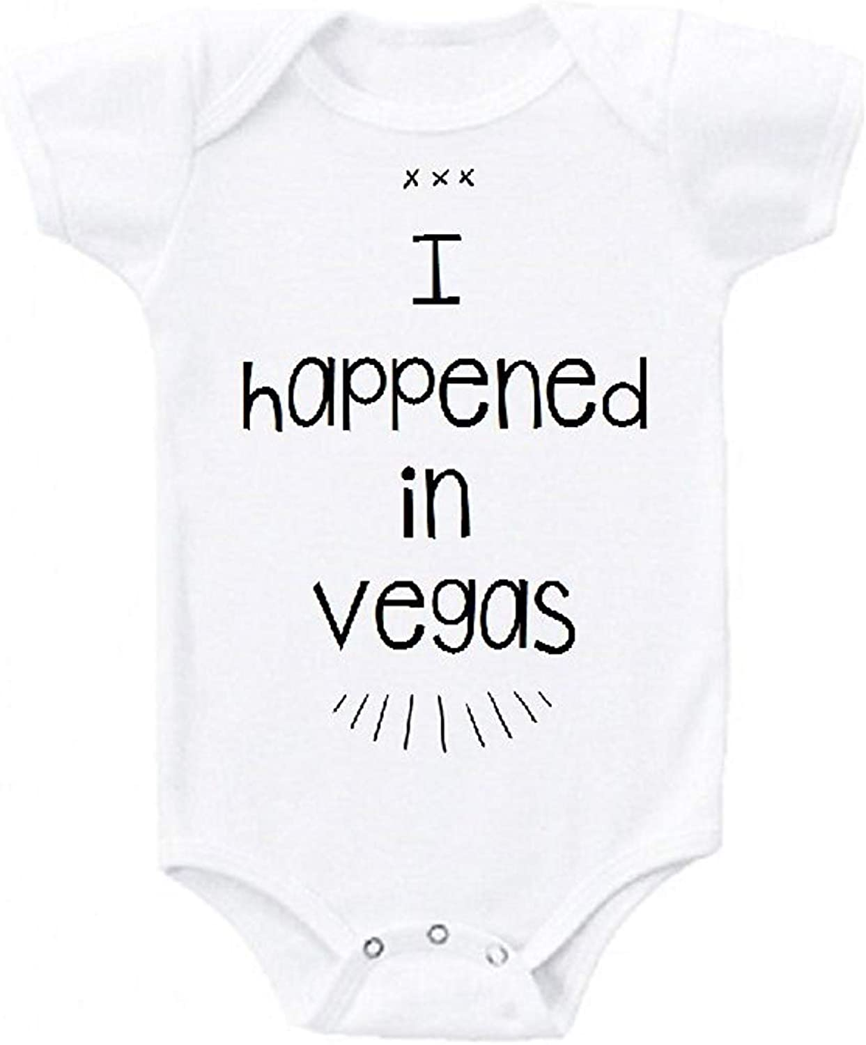 I Happened in Vegas - Body para bebé