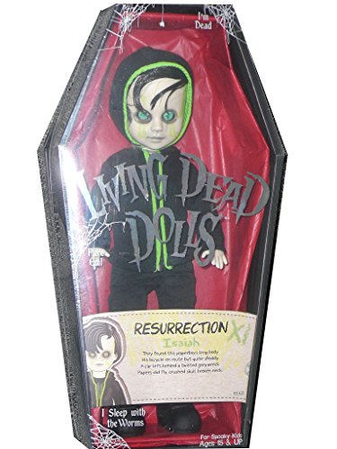 Mezco Living Dead dolls RESURRECTION XI (11) Exclusive - ISAIAH 10