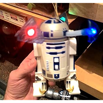 Disney Star Wars R2-D2 Sound Effect Light Chaser - Disney Parks Exclusive & Limited Availabilty