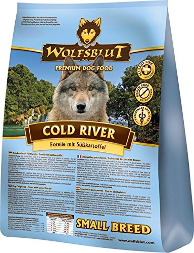 Wolf sangre Cold River Small breed, 1er Pack (1 x 2 kg): Amazon.es ...