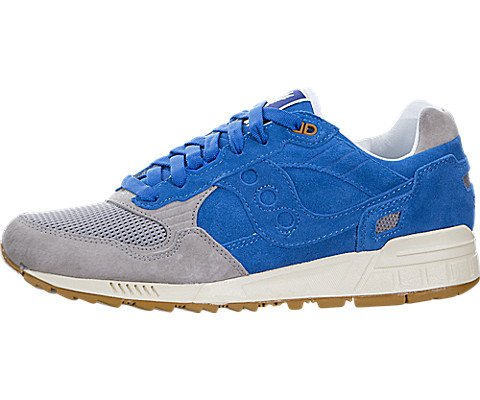 Saucony Mens Bodega Shadow 5000 Blue/Grey Suede Size 8