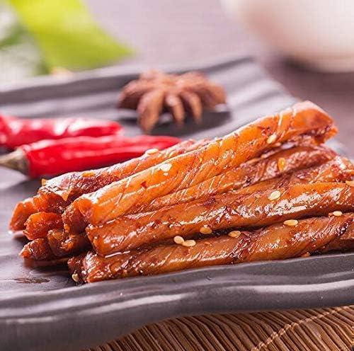 中国名物 おつまみ 大人気 良品铺子 麻辣棒棒卷 辣条 相思卷 辣片 素食火辣味 100g
