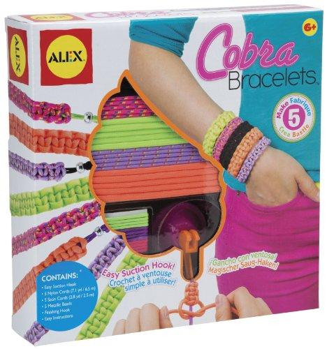 ALEX Toys DIY Wear Cobra Bracelets
