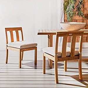 512UcmzscRL._SS300_ Teak Dining Chairs & Outdoor Teak Chairs