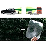 COGEEK Wide Angle Fresnel Lens Car Parking Reversing Sticker
