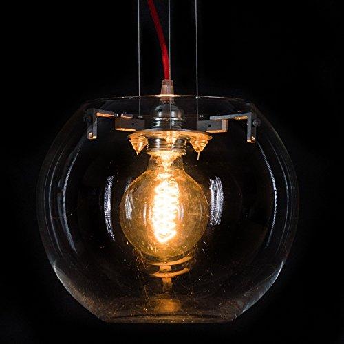 Bowl C hand made designer pendant lamp exclissive and unique