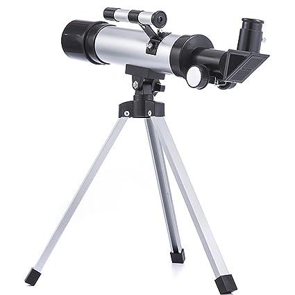 STOZX Telescopio Astronómico Niños Adultos HD Iniciación Alta ...