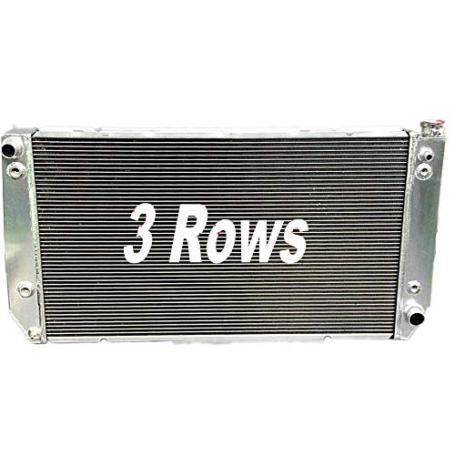 CoolingCare 3 Row Radiator for 1994-2000 Chevrolet, GMC C/K Series 2500 35000 Pickup 1995-2000 2000 Chevrolet C/k Series
