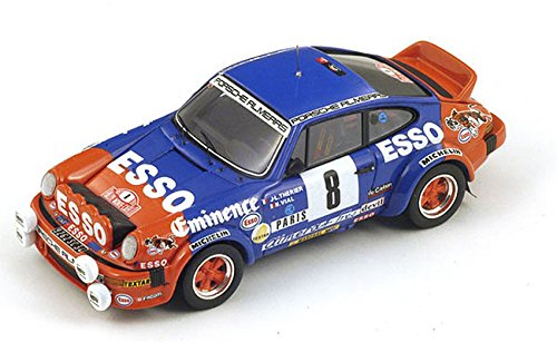 1/43 ポルシェ 911 SC No.8 3rd Monte Carlo Rally 1982 J.-L. Therier - N. Vial