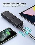 USB C Portable Charger RAVPower Power Bank 2-Port