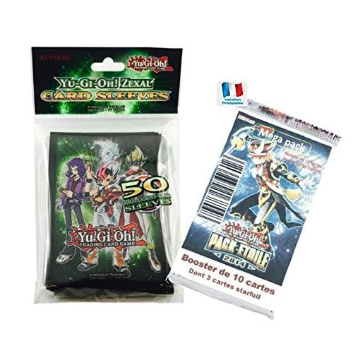 Offre Lagiwa - Protège-cartes Yugioh au choix avec 1 cadeau bonus offert (Vert)