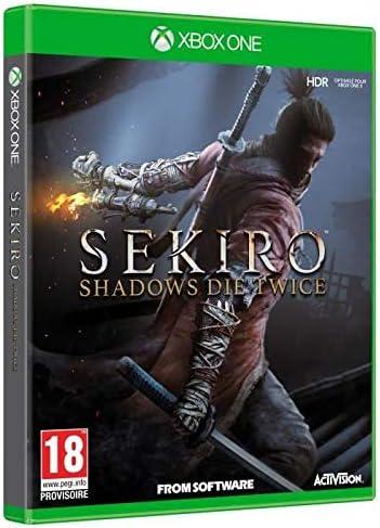Sekiro: Shadows Die Twice [Importación francesa]: Amazon.es ...