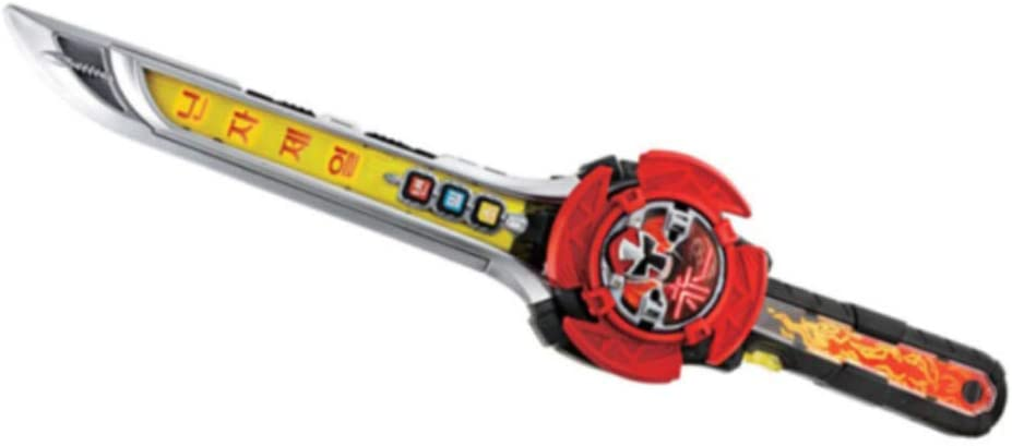 nobrand Bandai Power Rangers Ninja Steel Sword Toy Ninninger for Kids
