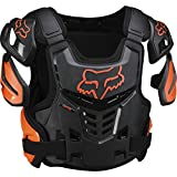 Fox Racing Adult Raptor Vest-Orange-S/M