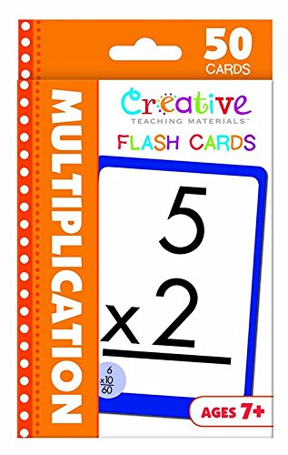 Multiplication Flash Cards Mitzo Thompson