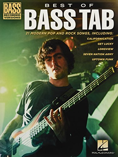 Best of Bass Tab (Bass Recorded ()