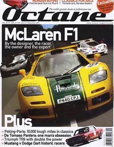 Best Price for Octane Magazine Subscription