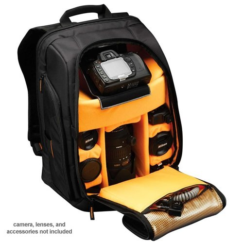 Amazon.com : Case Logic SLRC-206 Digital SLR Camera Backpack Case ...