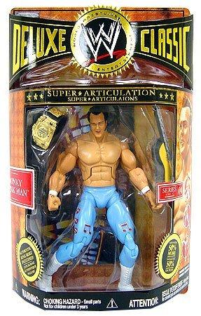 WWE Wrestling Deluxe Classic Series 4 - HONKY TONK MAN
