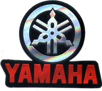 2 X Logo Aufkleber Quot Yamaha