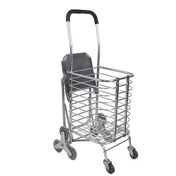 Shopping Trolleys Carrito de Compras de Aluminio con diseño de ...