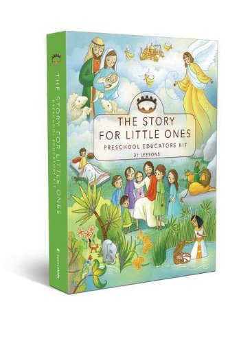 The Story for Little Ones with CD ROM: Preschool Educator Kit