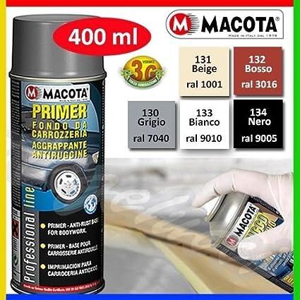 Spray imprimacion Antioxido (Negro) Macota