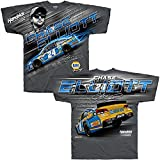 Chase Elliott 2017 NAPA Total Print NASCAR T-Shirt (Large)
