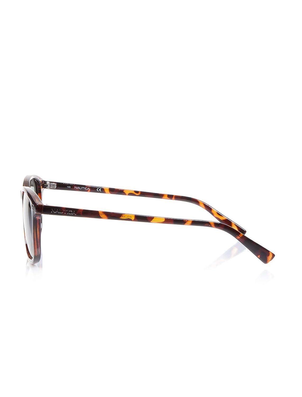 Nautica N3617Sp 206 52, Gafas de Sol para Hombre, Dark Tortoise: Amazon.es: Ropa y accesorios