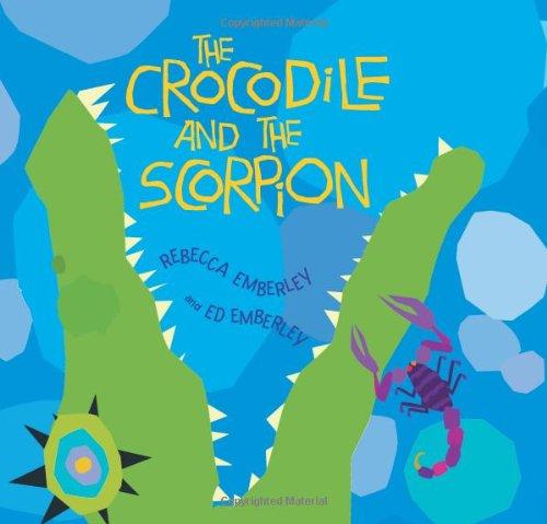 Download The Crocodile and the Scorpion ebook
