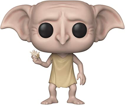 Todo para el streamer: Pop! Vinyl: Harry Potter S5: Dobby Snapping His Fingers